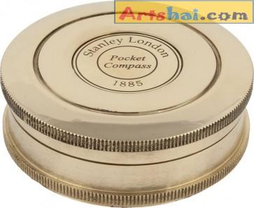 Artshai Antique Direction Compass