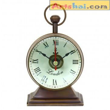 Artshai 3 inch size Table Clock