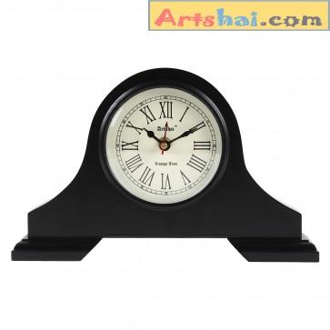 Artshai European design table clock made in antique style