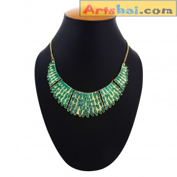 Artshai Alloy necklace