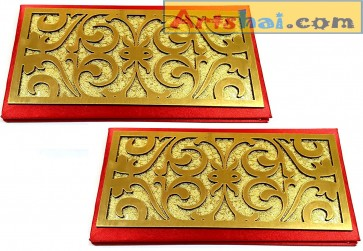 Artshai Shagun Envelope for Marriages and Functions -Pack of 2