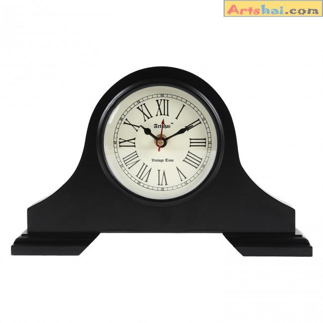 Artshai European Design Table Clock Made In Antique Style ...