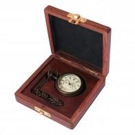 Artshai designer pocket watch with wooden box