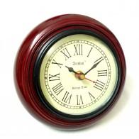 Artshai 6 inch Small Size Designer Antique Look Wall Clock