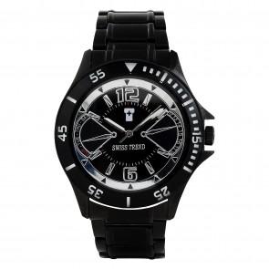 Swiss Trend Black dial men's Watch (Artshai-1601)