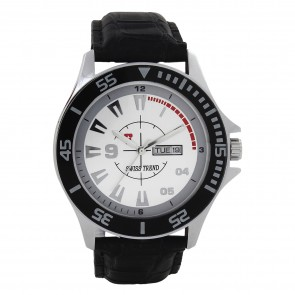 Swiss Trend sporty look mens watch with date and day function.Artshai1615