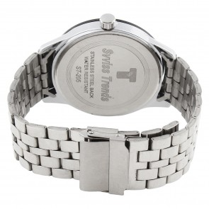 Swiss Trend Sports style mens watch with Stainless Steel Chain. Artshai1618
