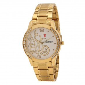 Swiss Trend Artshai1683 Exclusive Analog Watch - For Women