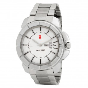 Swiss Trend Artshai1712 Analog Watch - For Men
