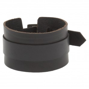 Artshai brown leather band, Free size
