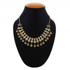 Artshai Alloy plating necklace
