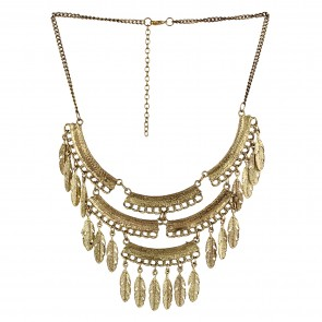 Artshai Gold necklace