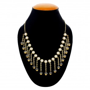 Artshai Alloy Gold Plating necklace