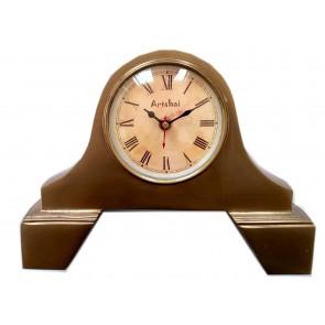 Artshai Vintage Design Mantel Table Clock for Home and Office Decor